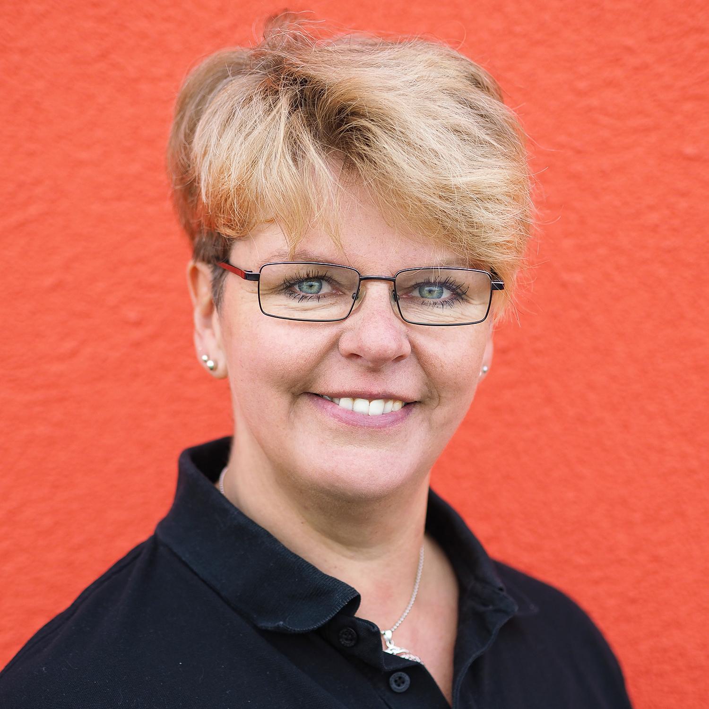 Doreen Voß  — techn. Assistentin