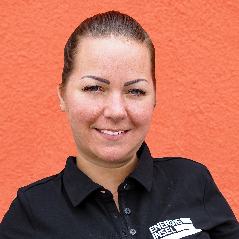 Jana Hüther  — Projektassistentin
