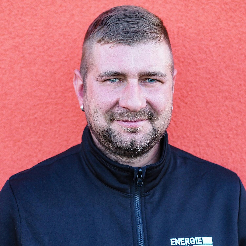 Patrick Rieck  — Lager / Logistik