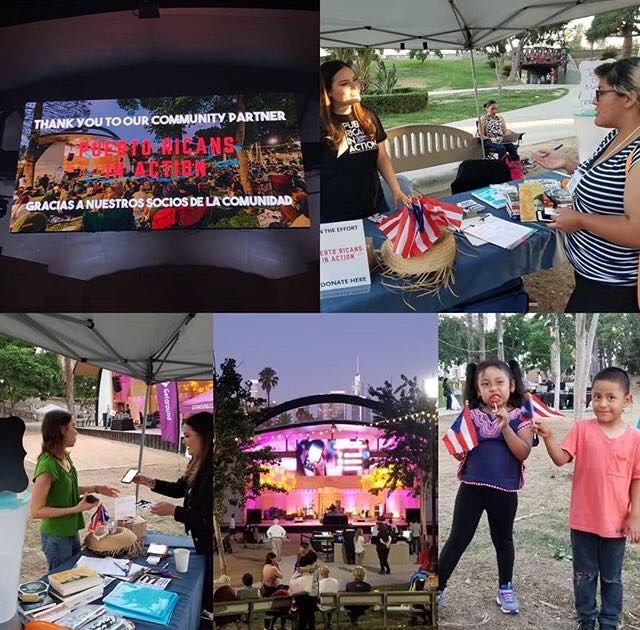 Levitt Pavillion Summer Concert - Aug 2018 - We're excited to be appearing at the Levitt Pavilion Summer Concert Series, August 23rd! Come out to see THE DELIRIANS & JACKIE MENDEZ performing and visit us at the community partners booth to find out more about our work!