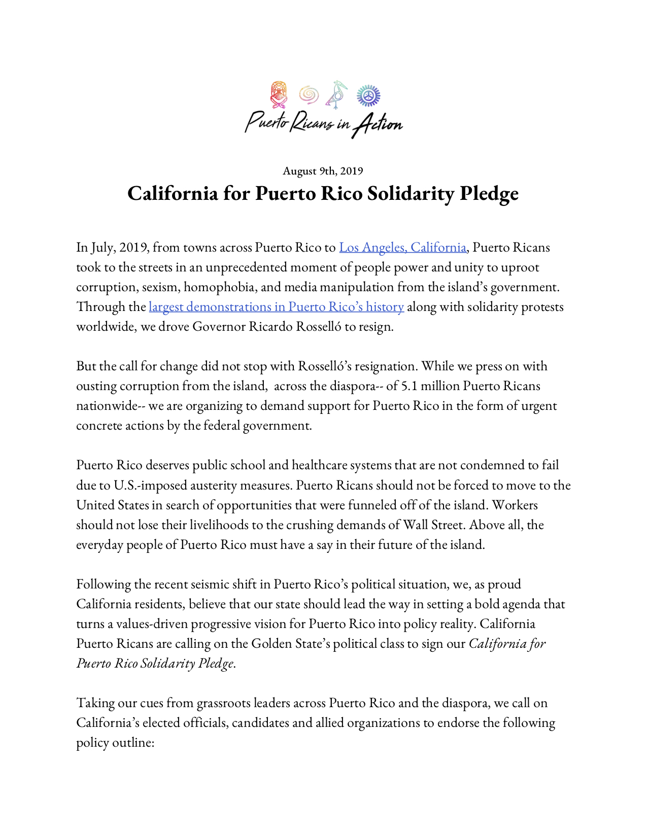 California for Puerto Rico Solidarity Pledge 2019.jpg