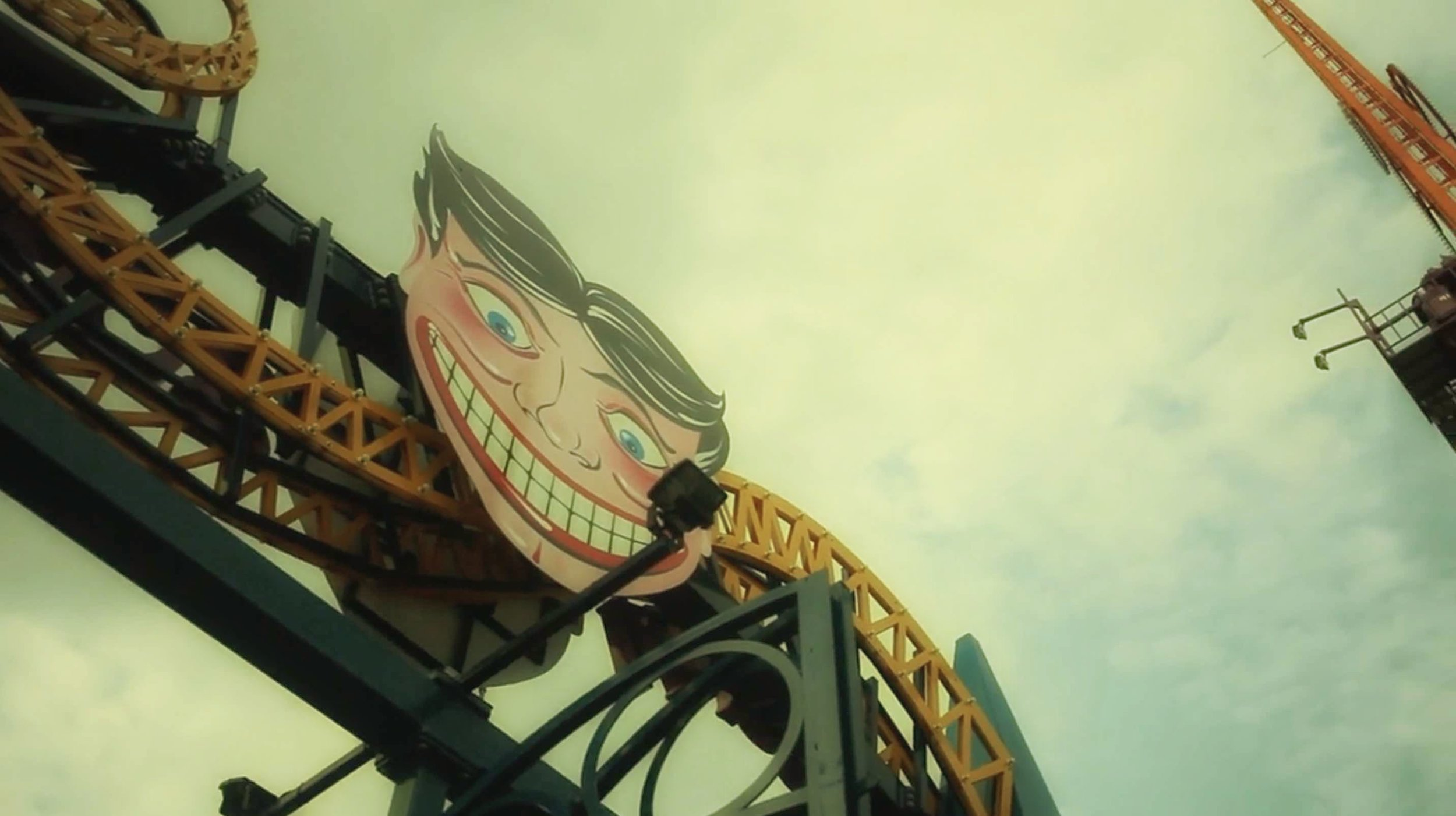 amuse yourself at the luna park in coney island