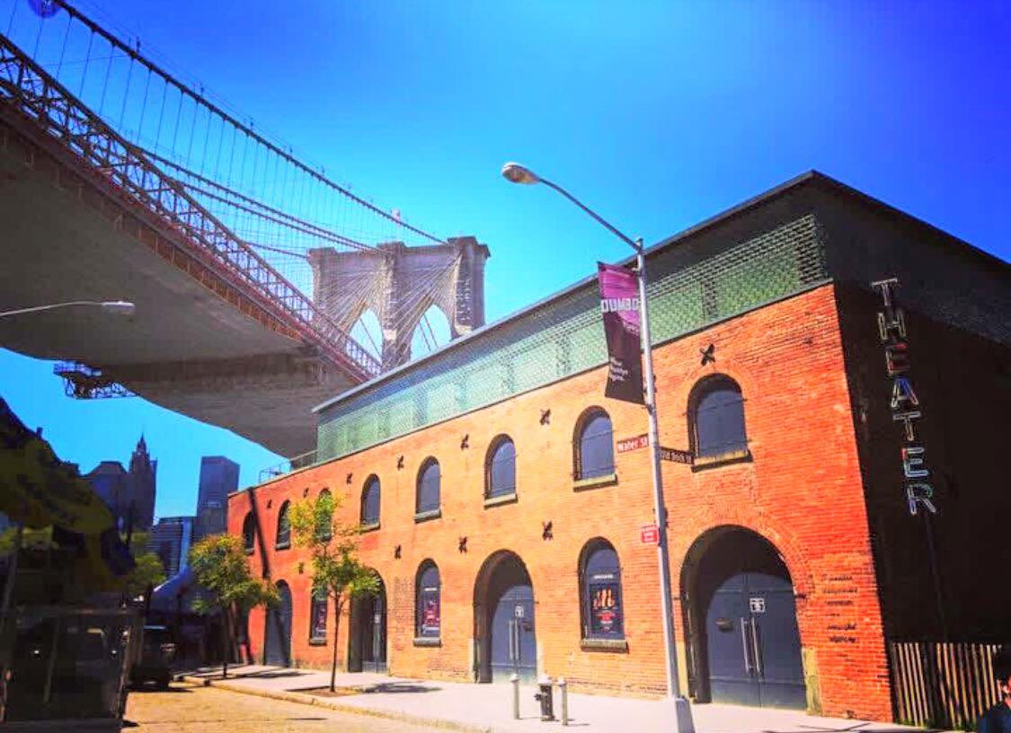 forget about the beaten-path - different angles of new york
