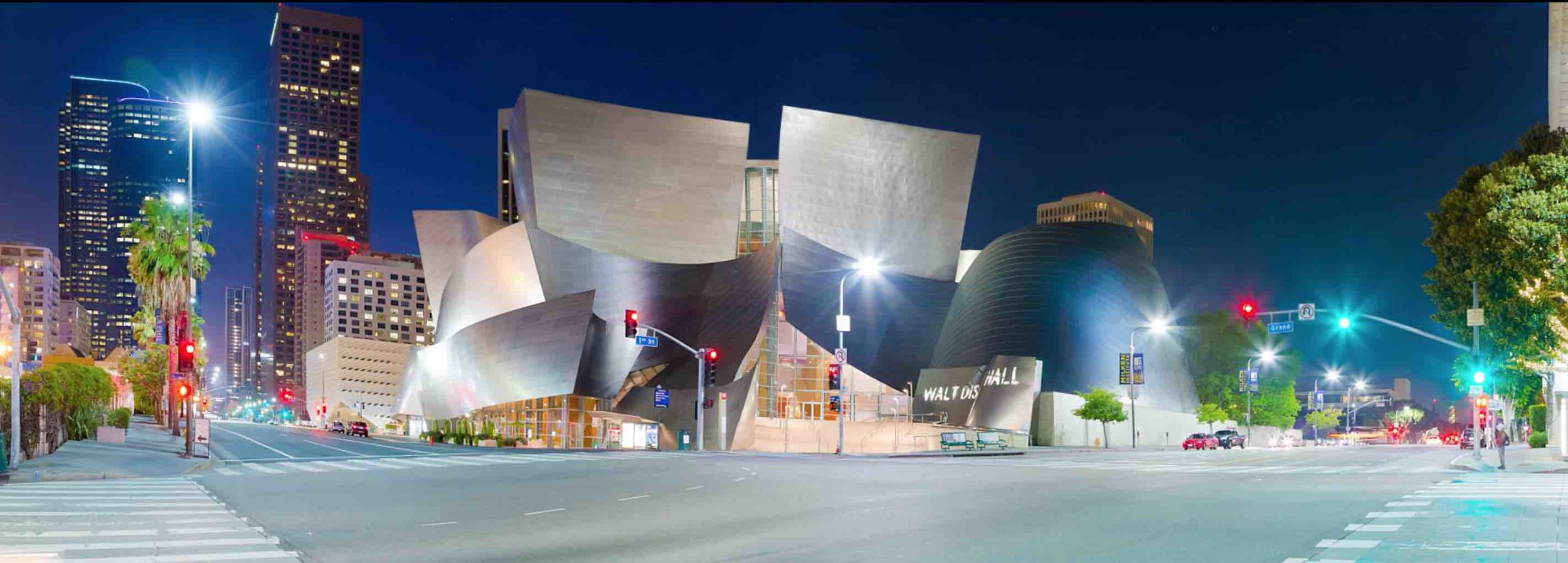 Walk off lunch by heading to the curvy, metal Gehry-designed Walt Disney Concert Hall and the Cathedral of Our Lady of the Angels, the new church — who knew they were still building churches? — that redefines Catholic grandiosity by using restraint.