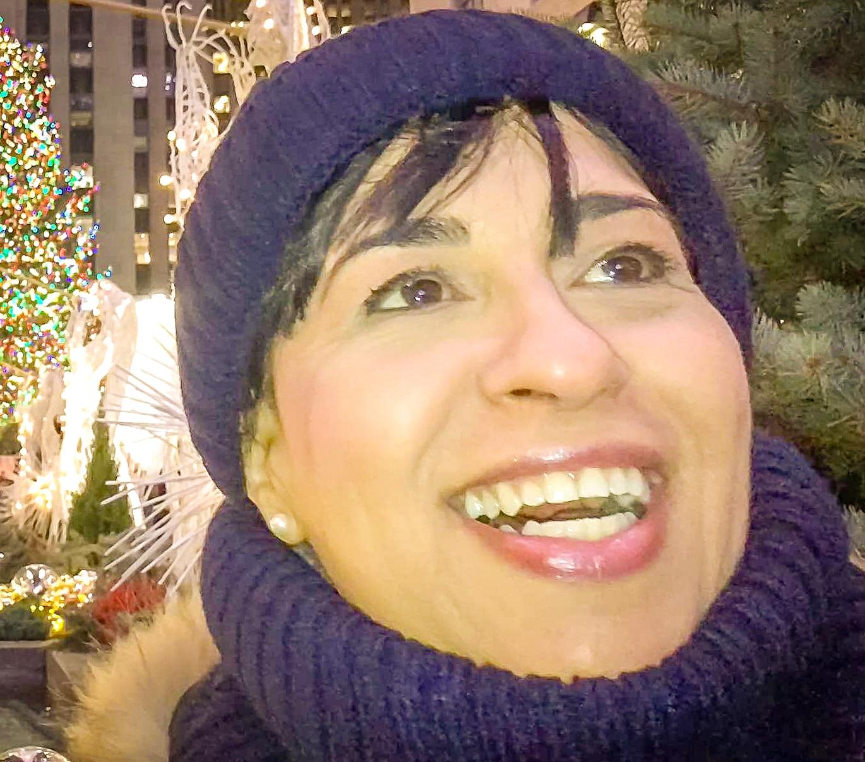 AFOSTINA COIS - PICCOLA ITALIANA, CHRISTMAS TIME