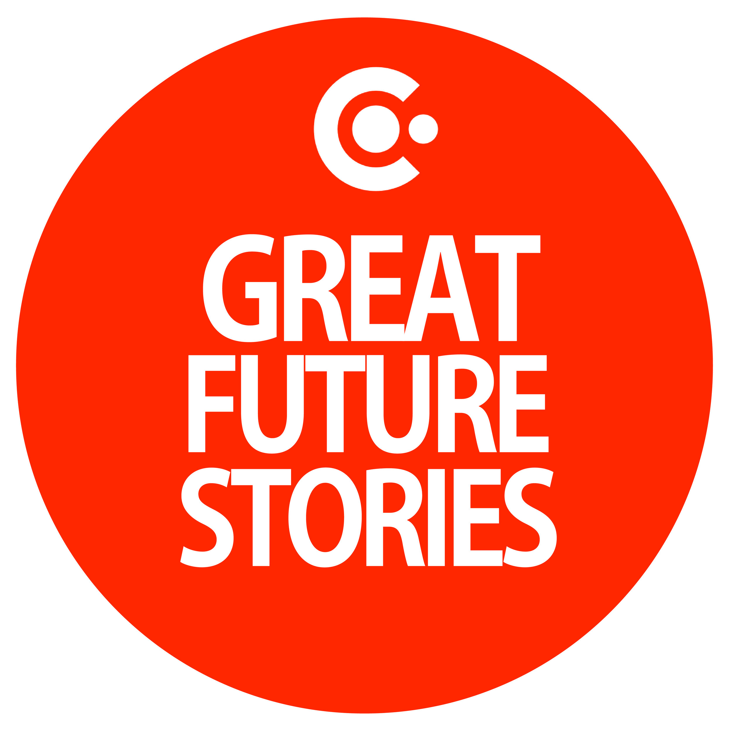 great future stories: life + brand stories shaping a great future.