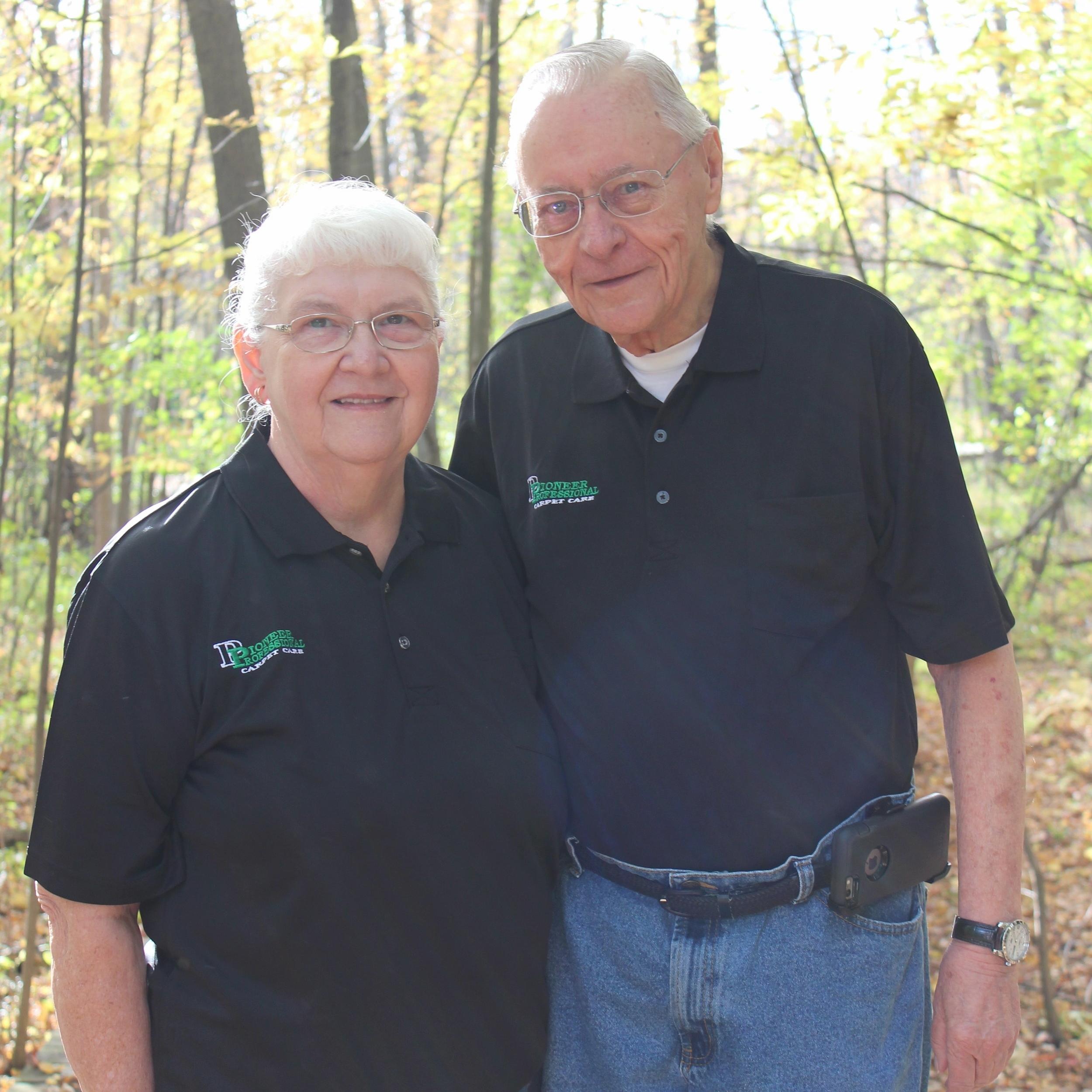 Jim & Ruth Pleshek -