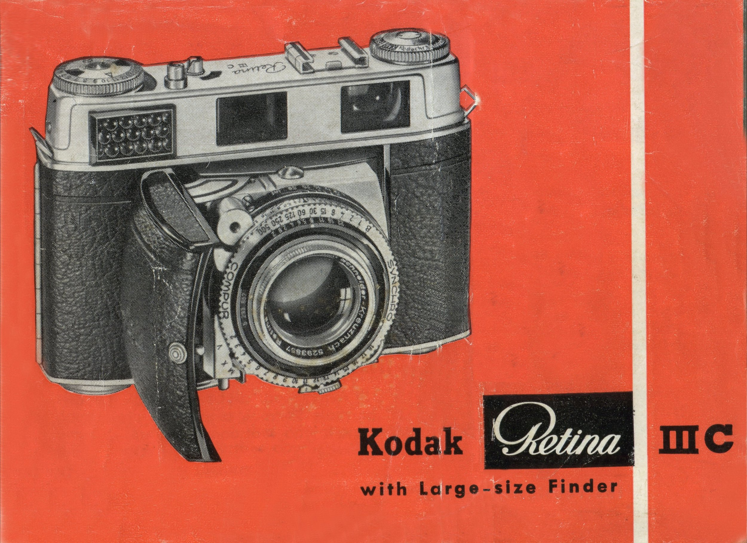 There were a few sub-versions of the IIIc, all with small additions or feature changes. The most sought after is the IIIC (large C) which has a larger viewfinder. It often retails for $100 more than the ordinary IIIc. Otherwise, little else was changed.