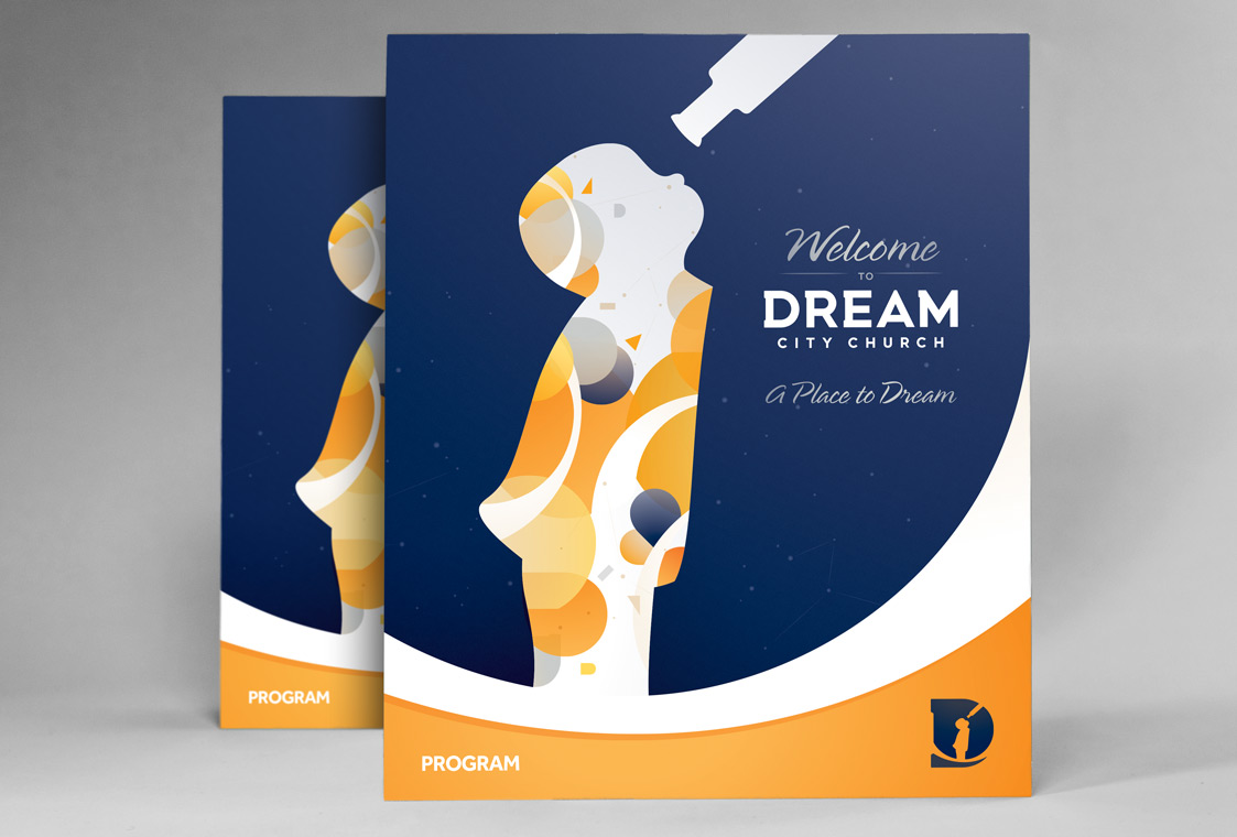 Dream City Church Sunday program design