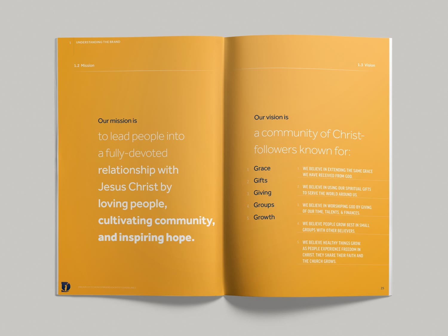 Dream City Church brand guidelines pp24-25