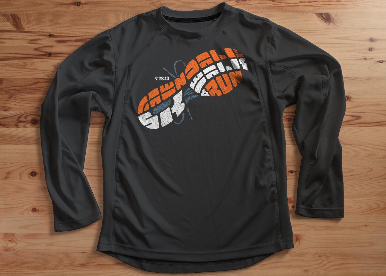 2013 Lawndale 5K Tech Shirt