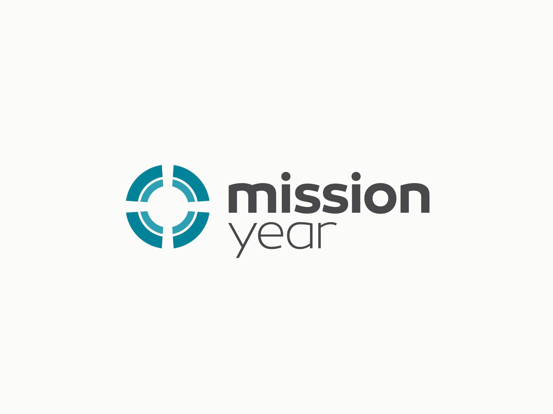 Mission Year brandmark