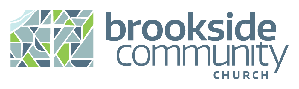 Brookside Community Church logo. Design by Jeff Miller, HellothisisJeff Design