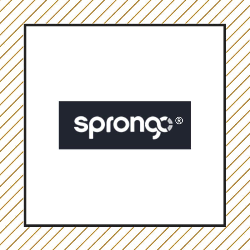 SPRONGO Training videos -