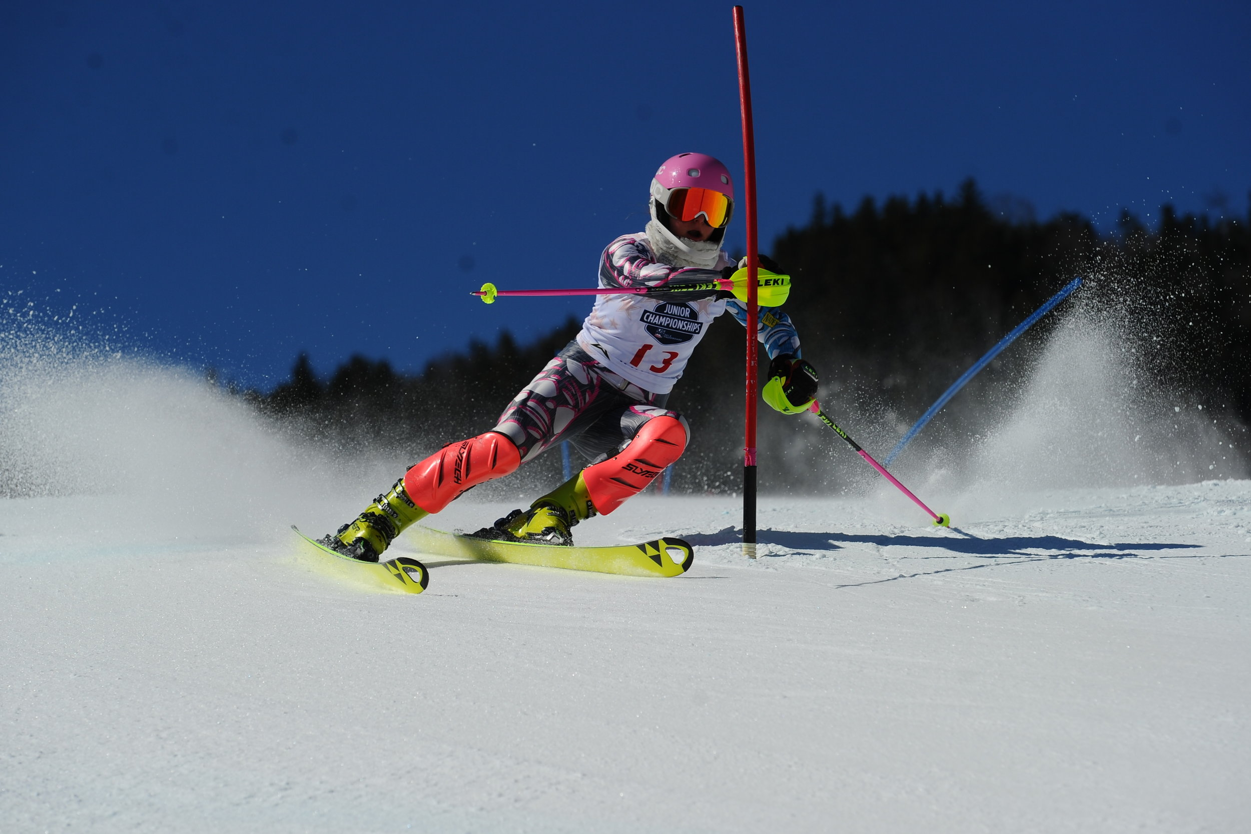 Nina Garbarino- Easterns Slalom