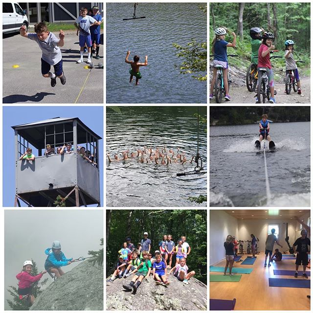 If you haven't signed up for our Summer Sports Adventure Camps yet, there's still time! For more info, follow the link in our bio! • • #okemomountainschool #OMS #okemo #okemovalley #winteracademy #snowboarding #skiing #freestyle #alpine #winter #fundraiser #vermont #skivermont #studentathletes #supportus #supportourschool #vermont #raisedvt #summer #summercamp #adventurecamp #getoutside #getoutdoors #adventure #mountainbiking #swimming #hiking #rockclimbing
