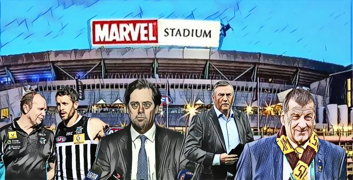 As the AFL bounces from controversy to controversy, The Mongrel looks at the problems and tries to provide some answers