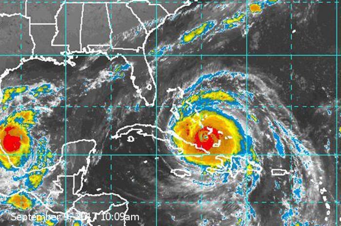 Advisory No. 5 of the National Civil Defense General Staff regarding Hurricane Irma