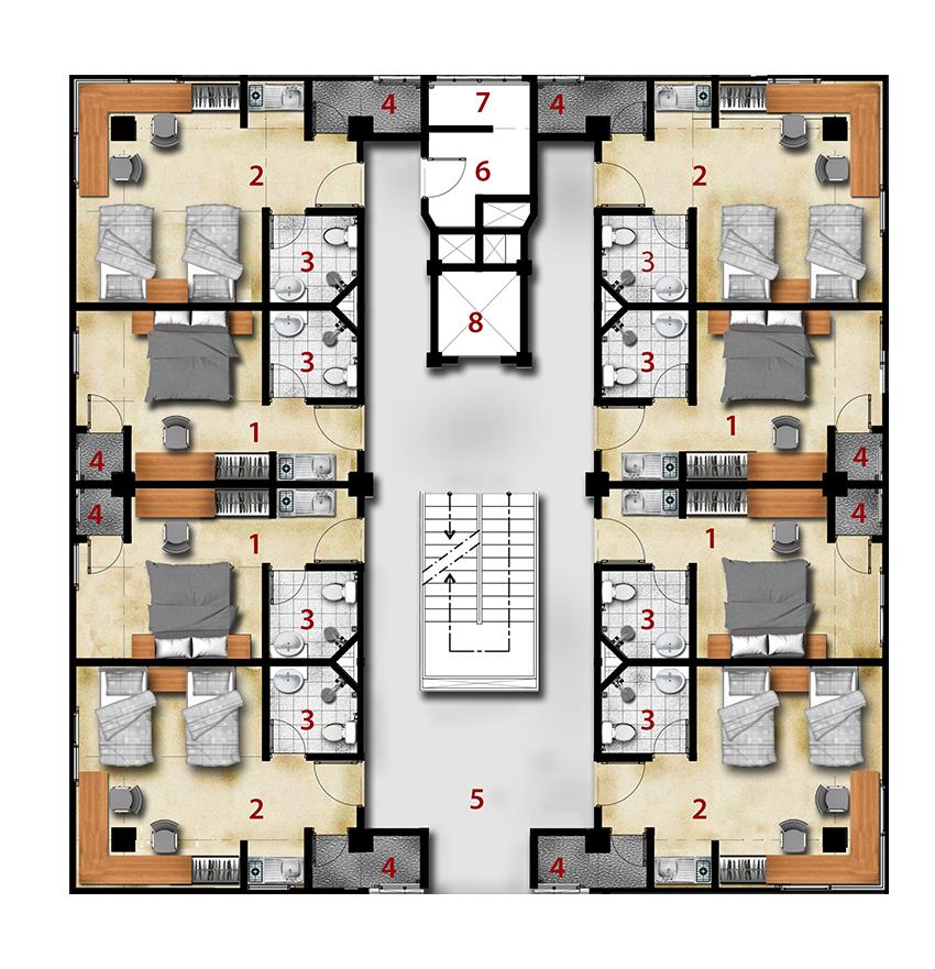 Type 1 - 03 Lantai 2.png