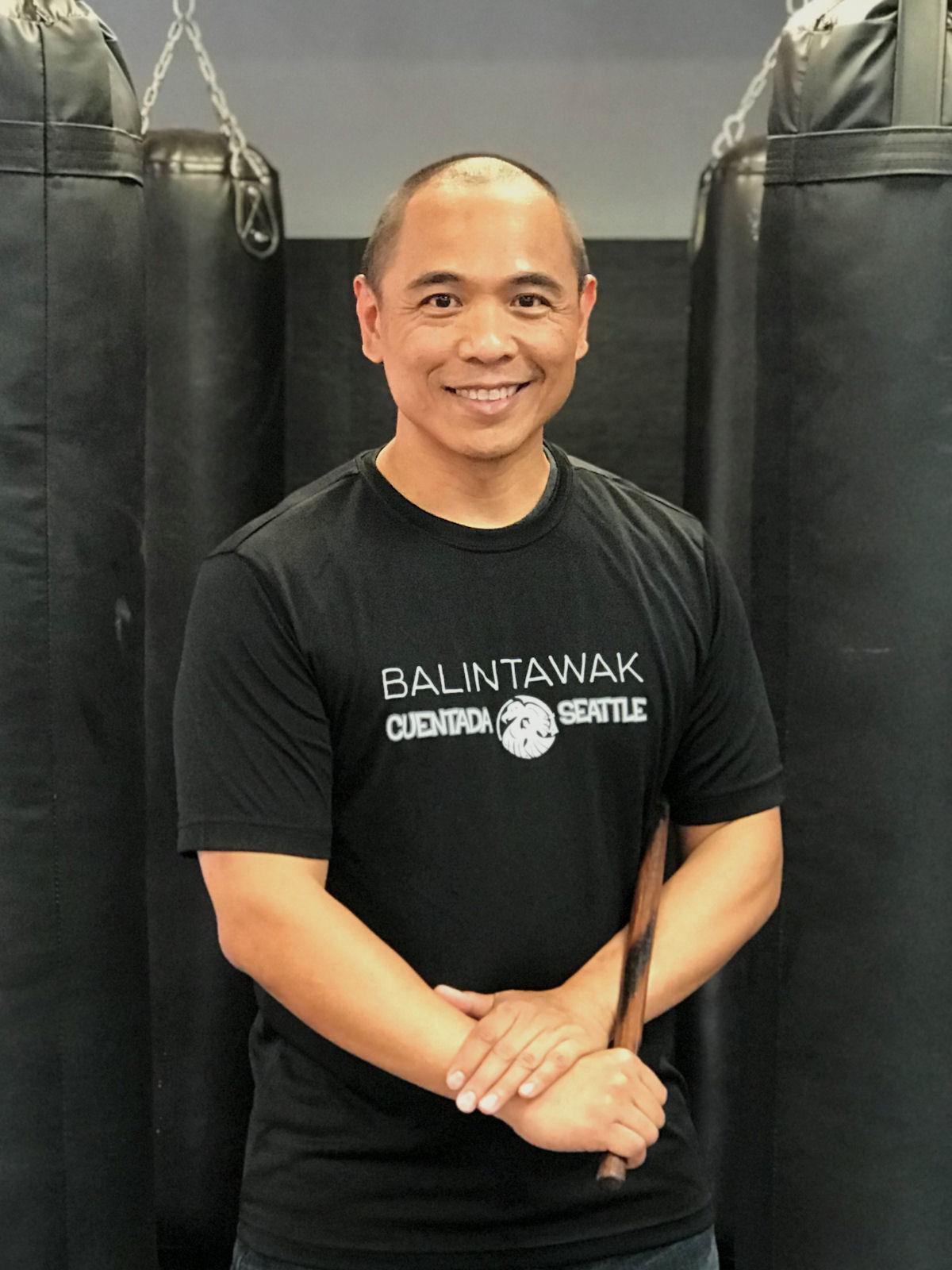 Instructor Raul Tabile