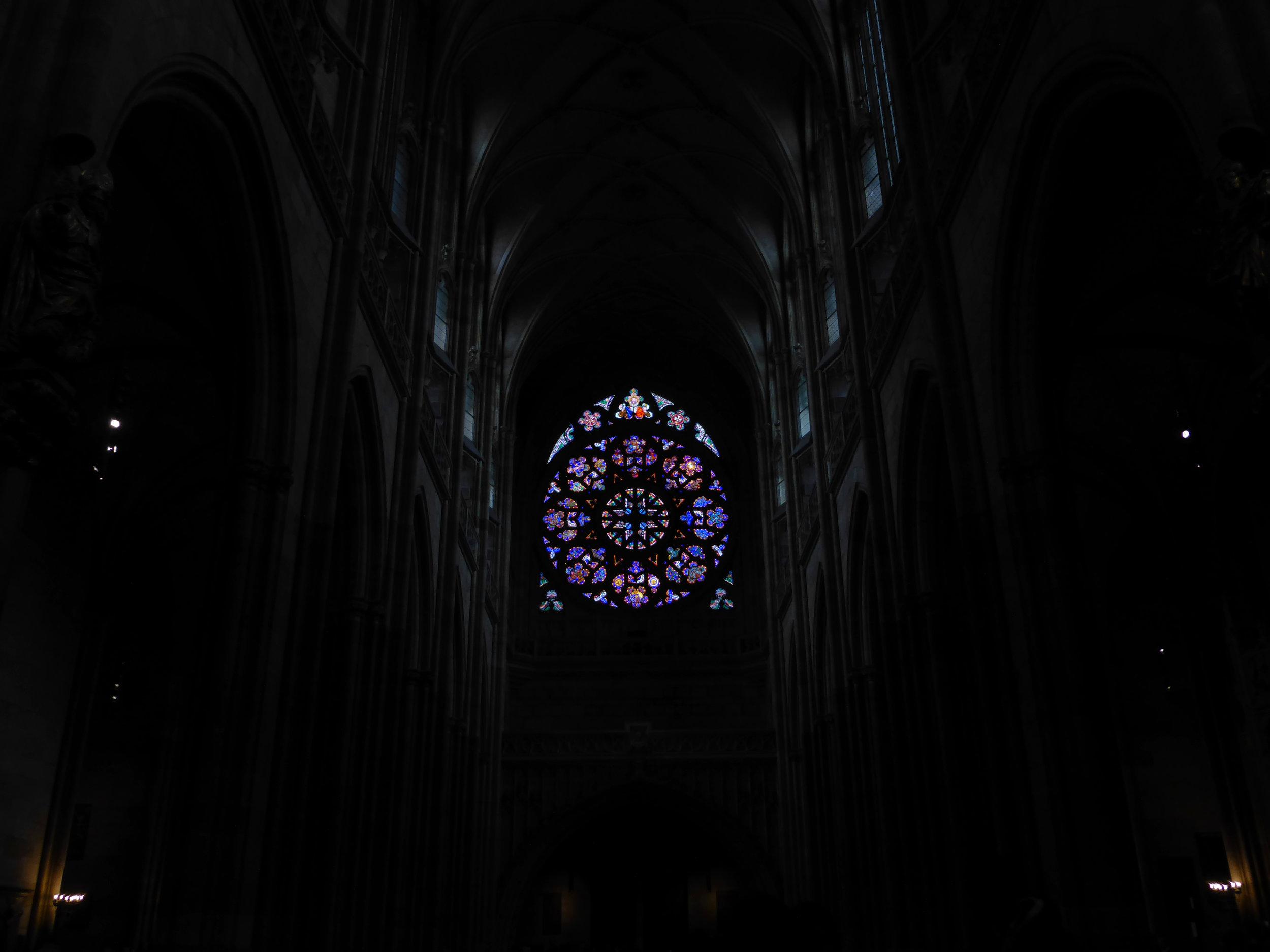 St. Vitus Cathedral, Prague, Czech Republic 2015
