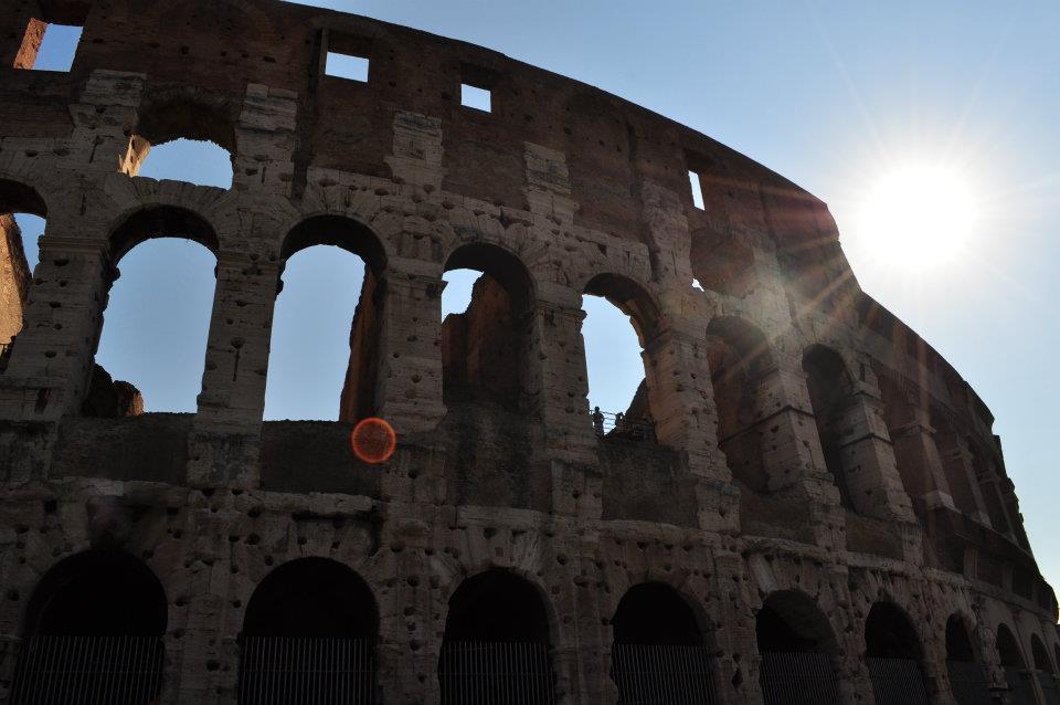 Colosseum, Rome 2011