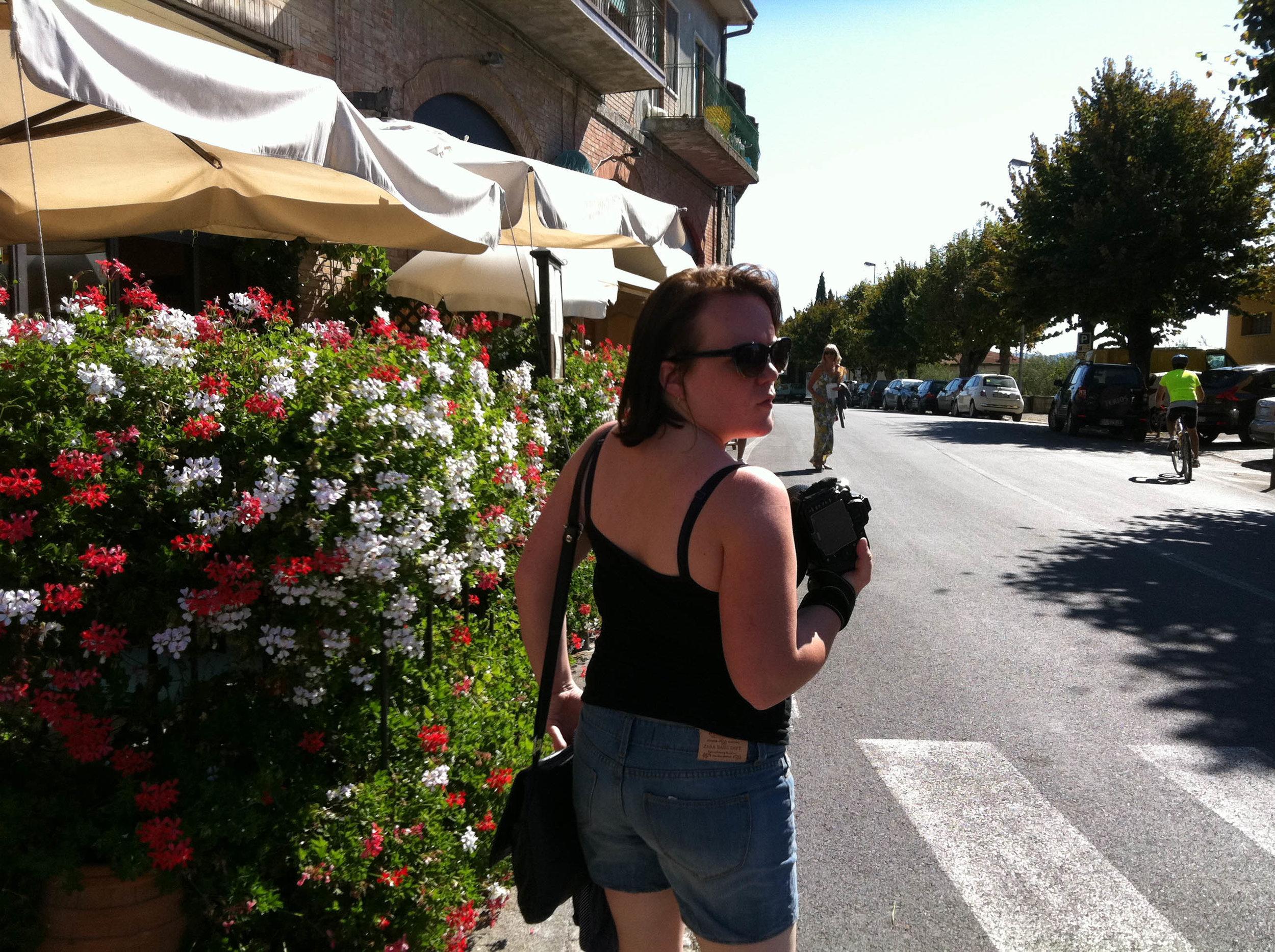 San Gimignano, Tuscany 2011