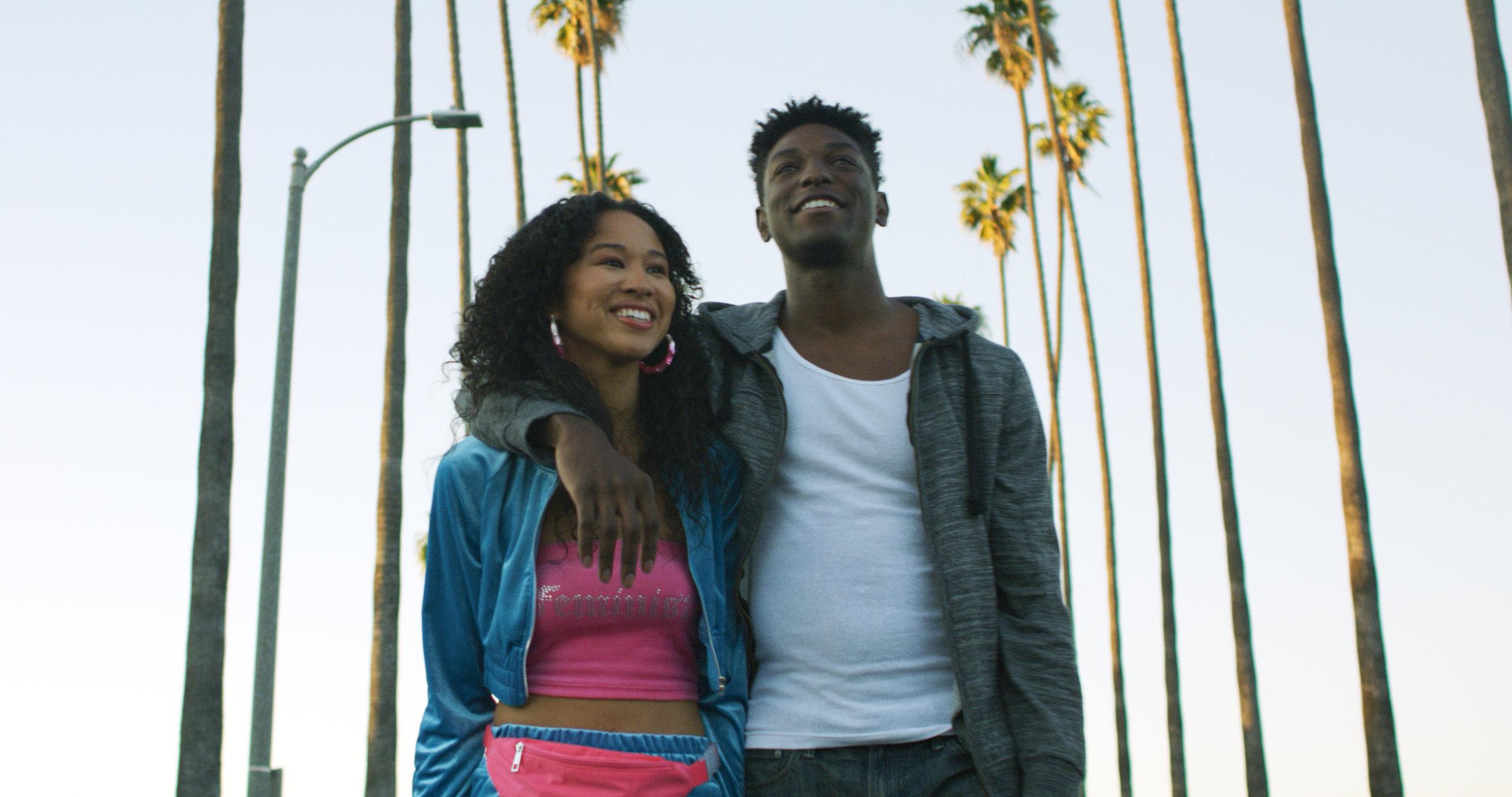 Christina Cooper and Jamal Henderson