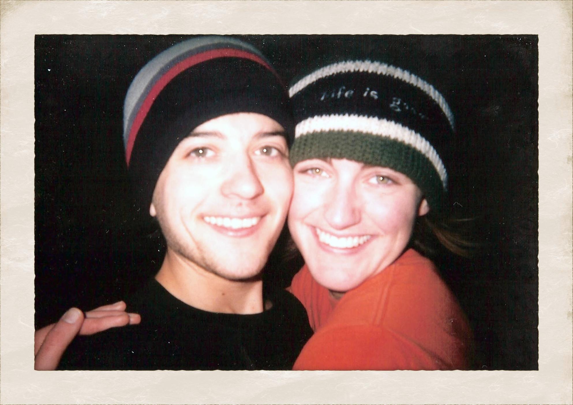 Babies... 14 years ago.