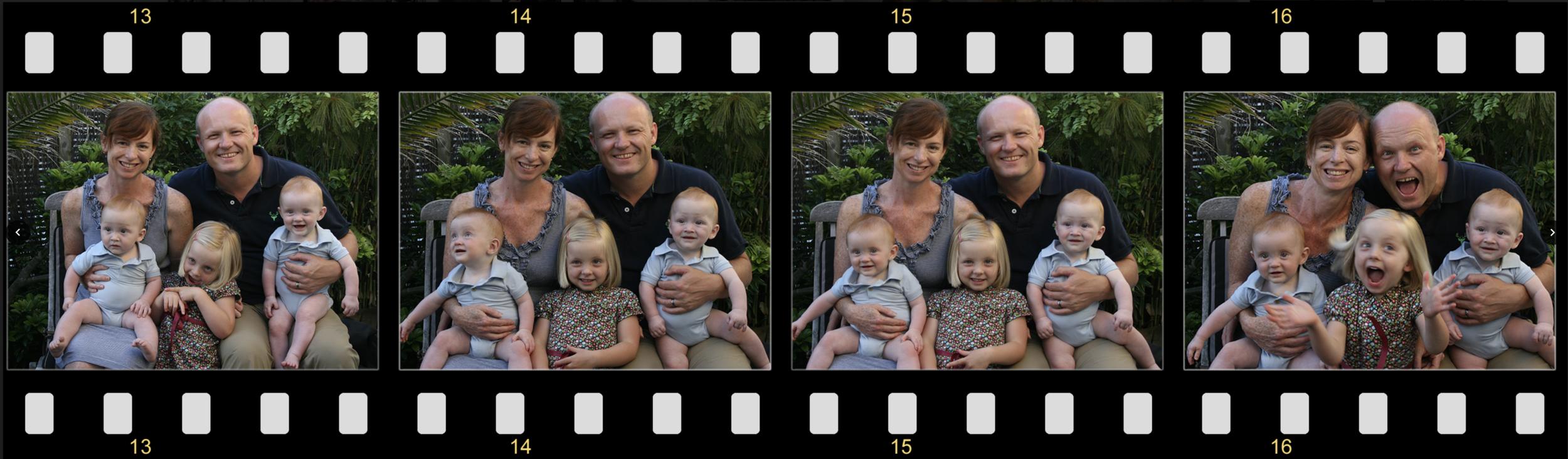 Our crazy family!