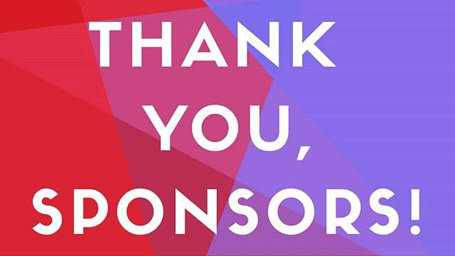 Thank you, sponsors, for the generous donations that made our Trivia Night a success! With your help, we raised our goal of $1,500!