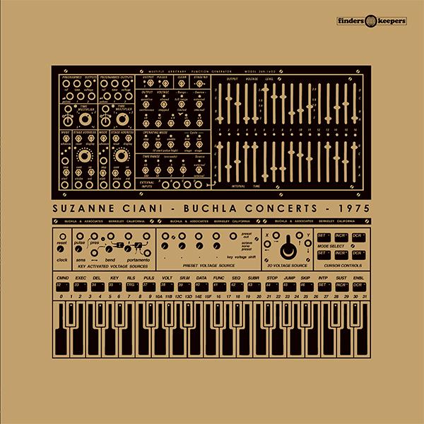 SUZANNE CIANI - BUCHLA CONCERTS 1975