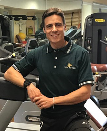 Dottor Luca Damiani   Medical Fitness Manager