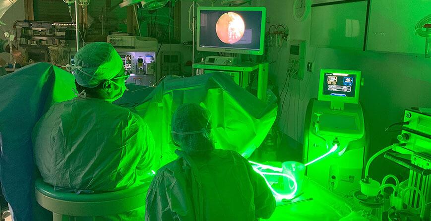 con prostata a 120grammi che intervento si facility