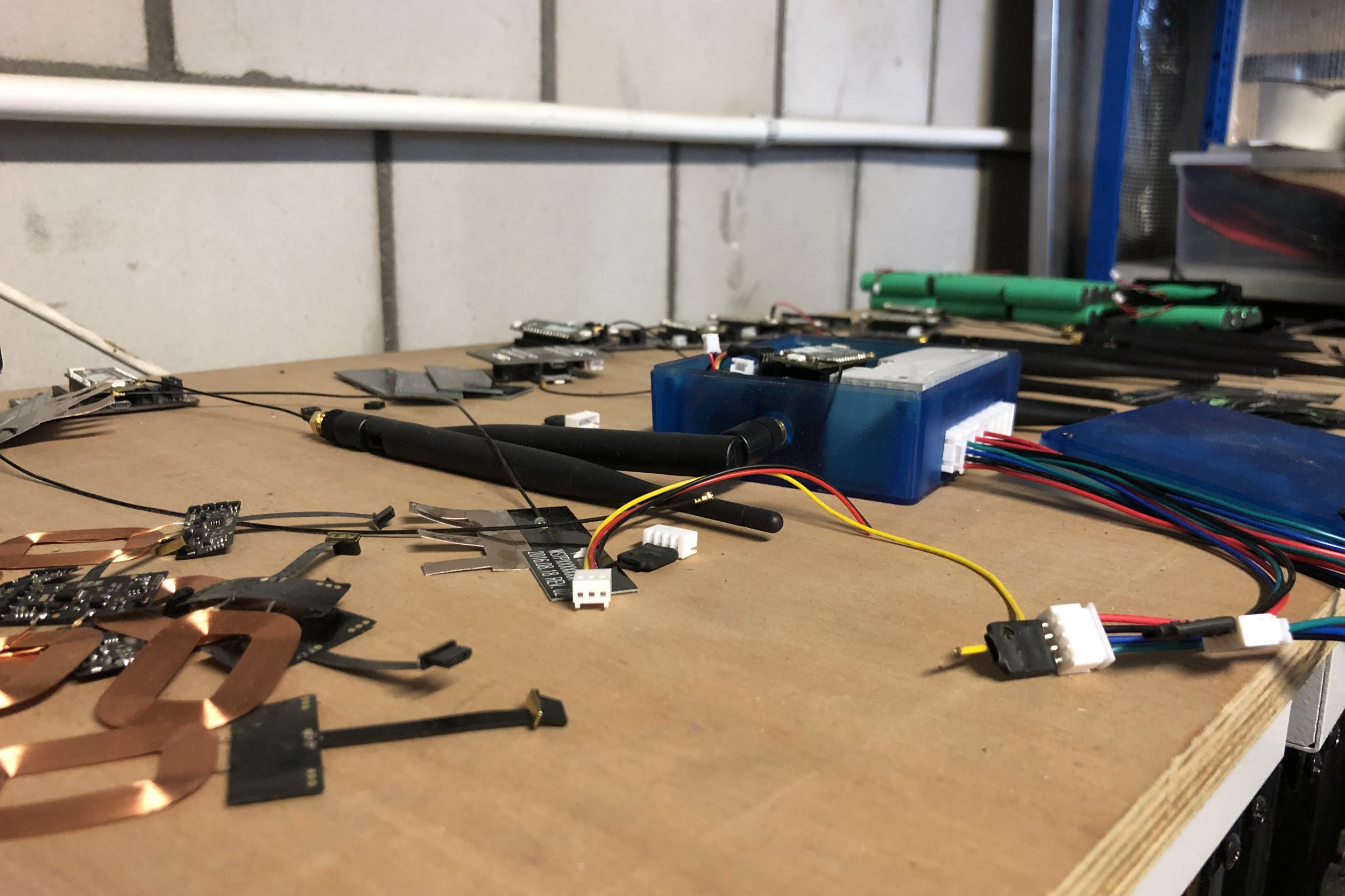 anticipate future developments - In our LAB we test, prototype and figure out how new technologies can be implemented.