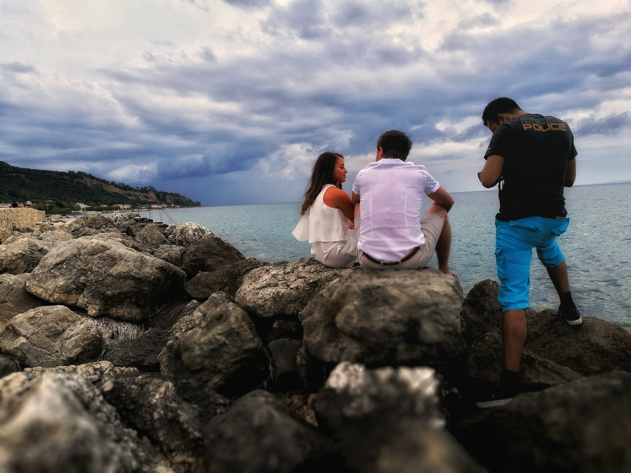 Close ups pre wedding Greece videographer