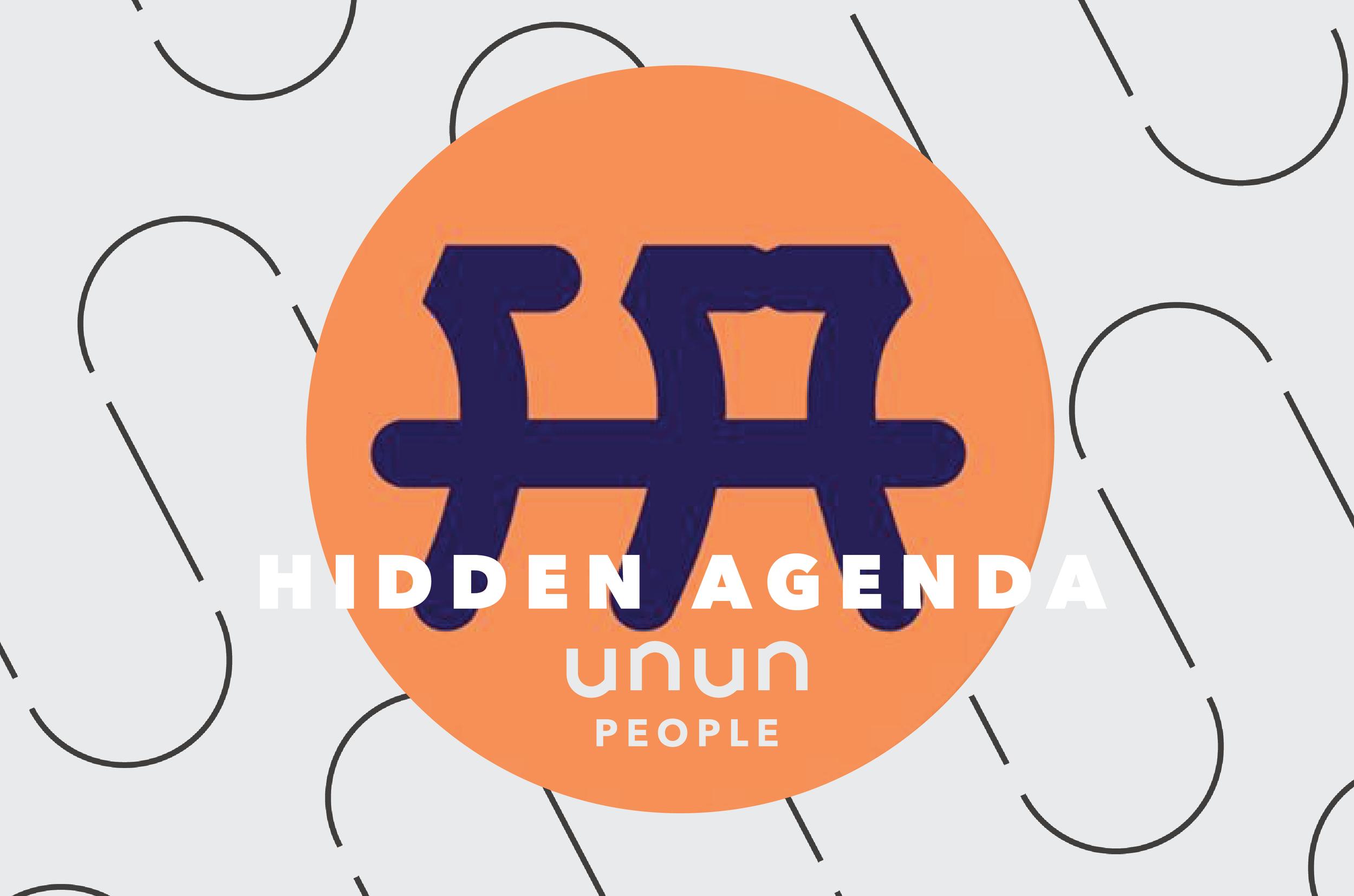 Hidden Agenda  Livehouse
