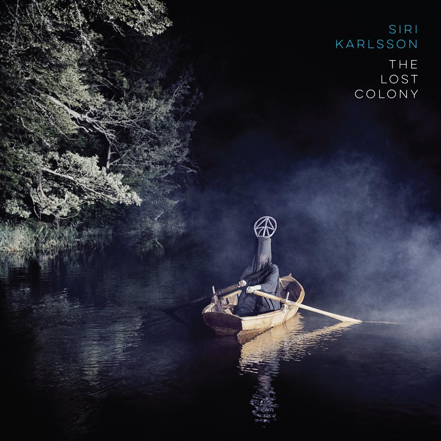 """4 SIRI KARLSSON – THE LOST COLONY - 來自瑞典的民謠音樂。我一看到唱片的名稱""""THE LOST COLONY"""",便想起香港,想也不想就買下了。MARTY 是英國人,所以明白""""THE LOST COLONY""""這個名詞為什麼會讓我一下子心情沉重。"""