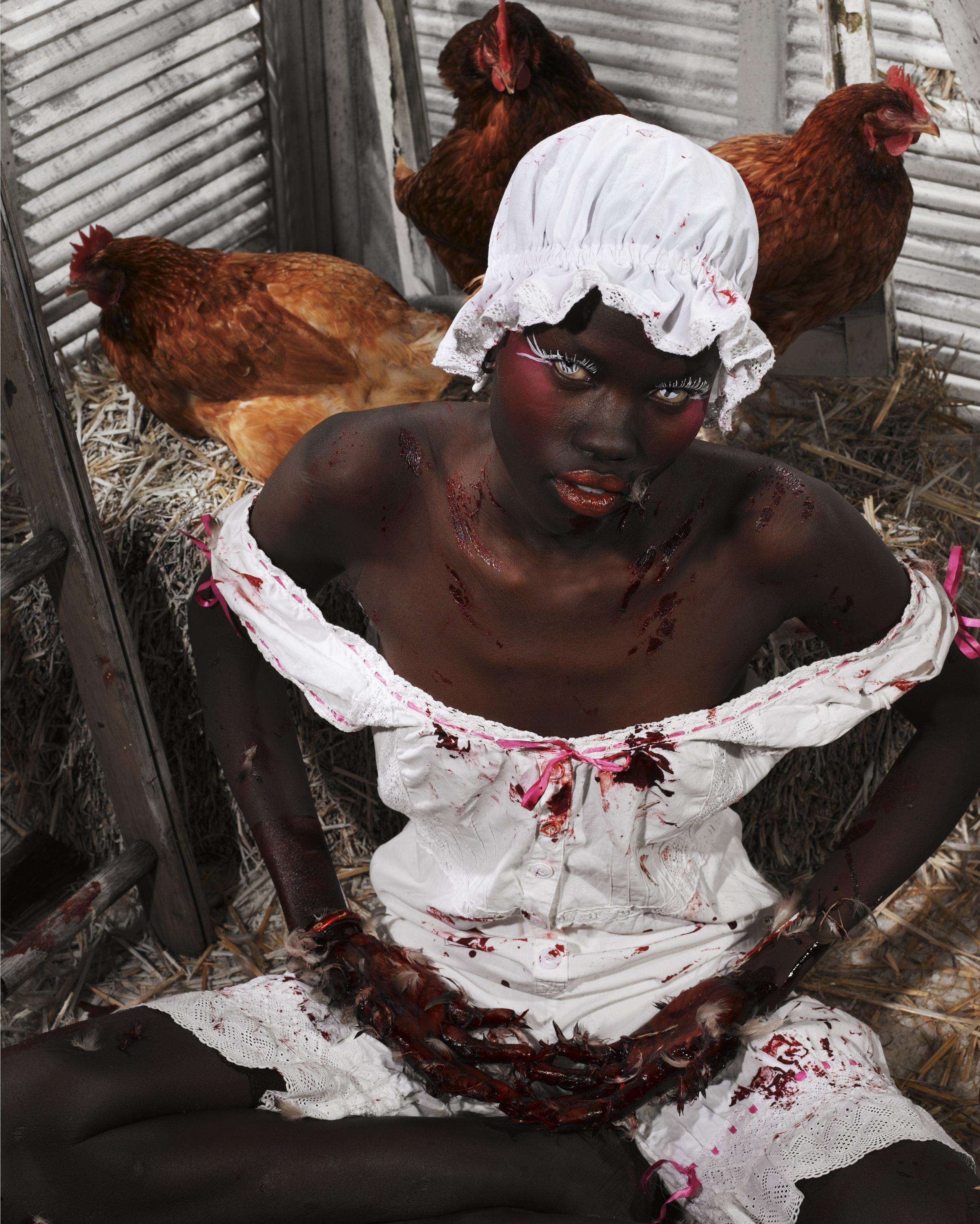 Chicken Strangler 4