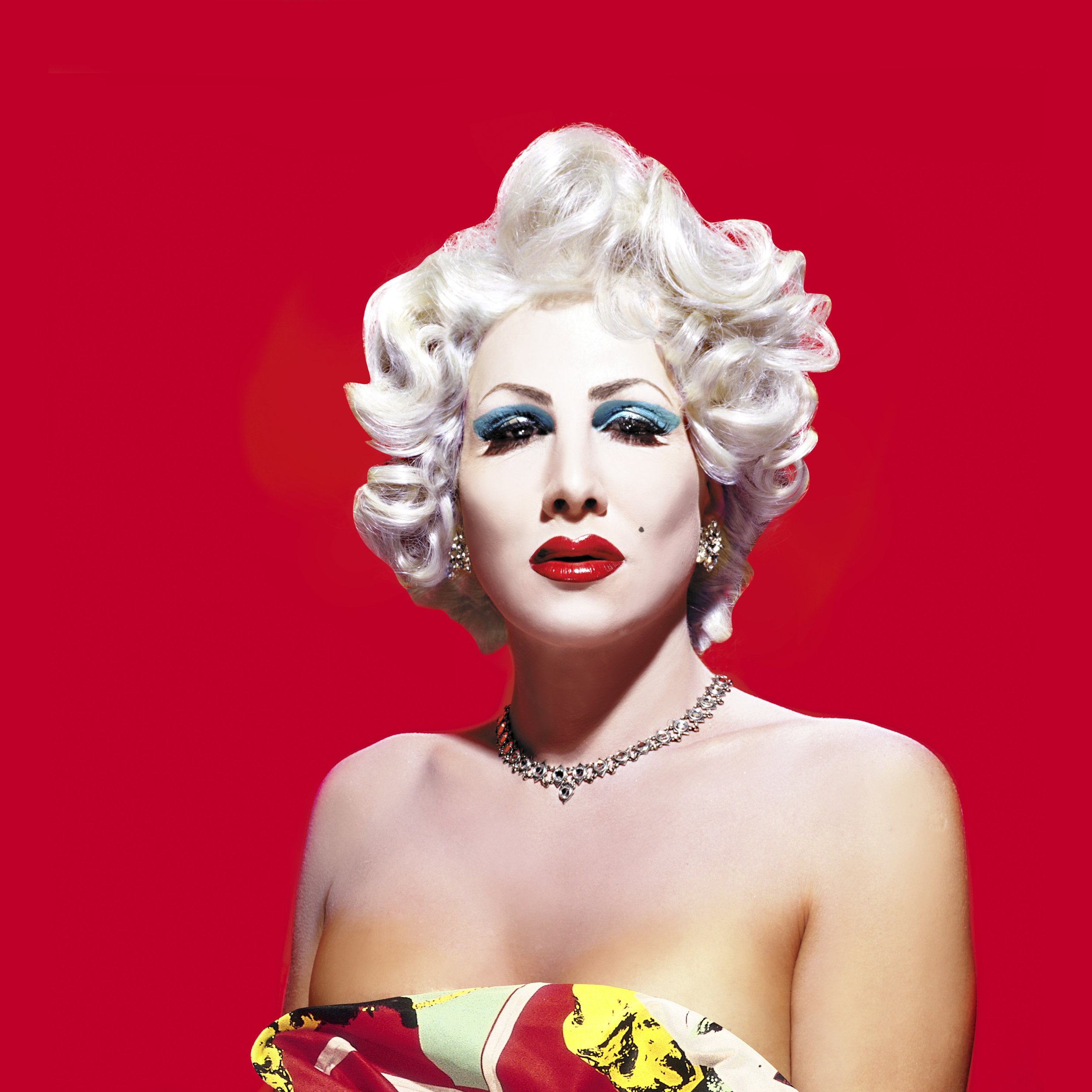 Vivien St James - Marilyn