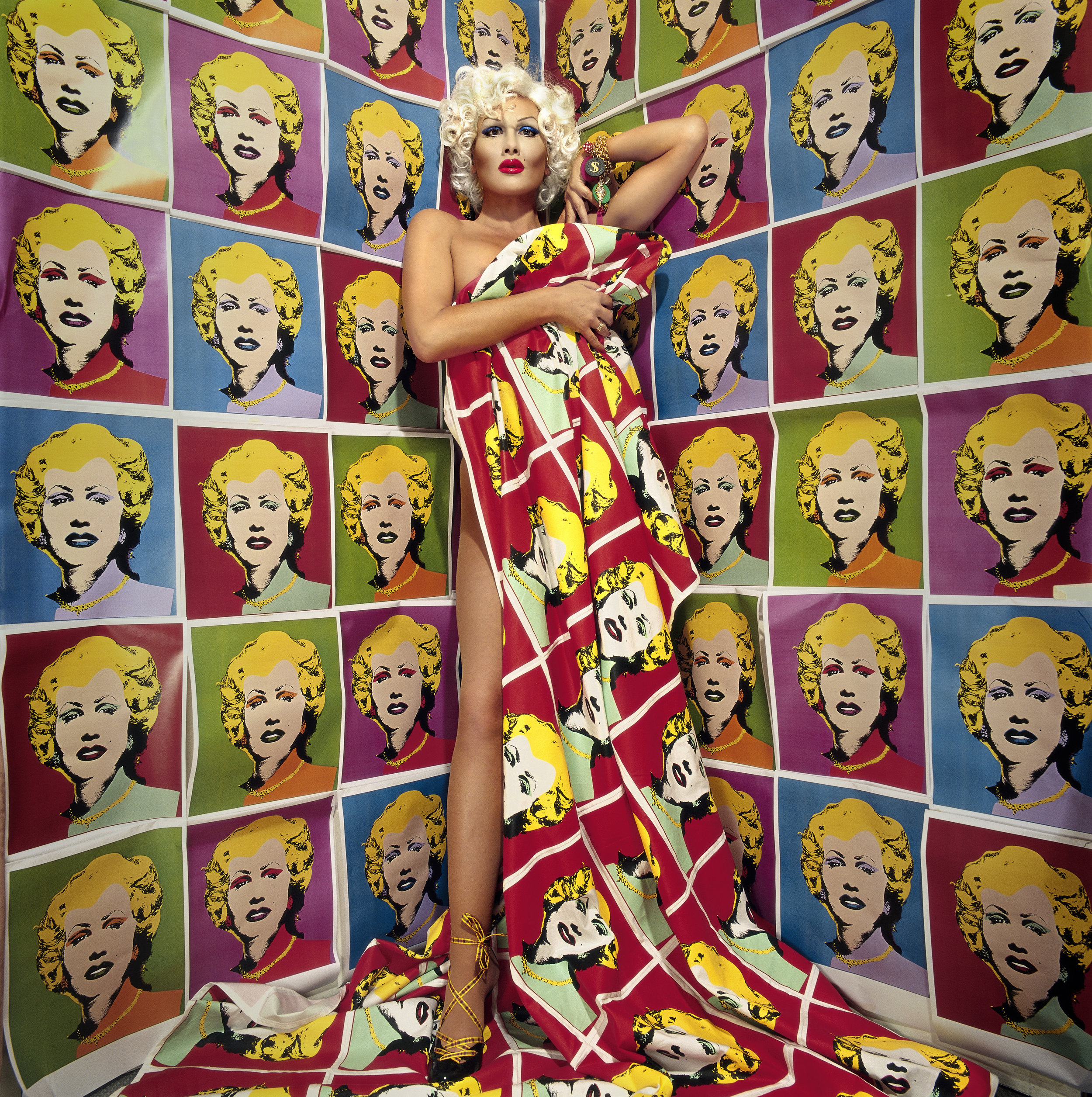 Vivien St James - Marilyn 2