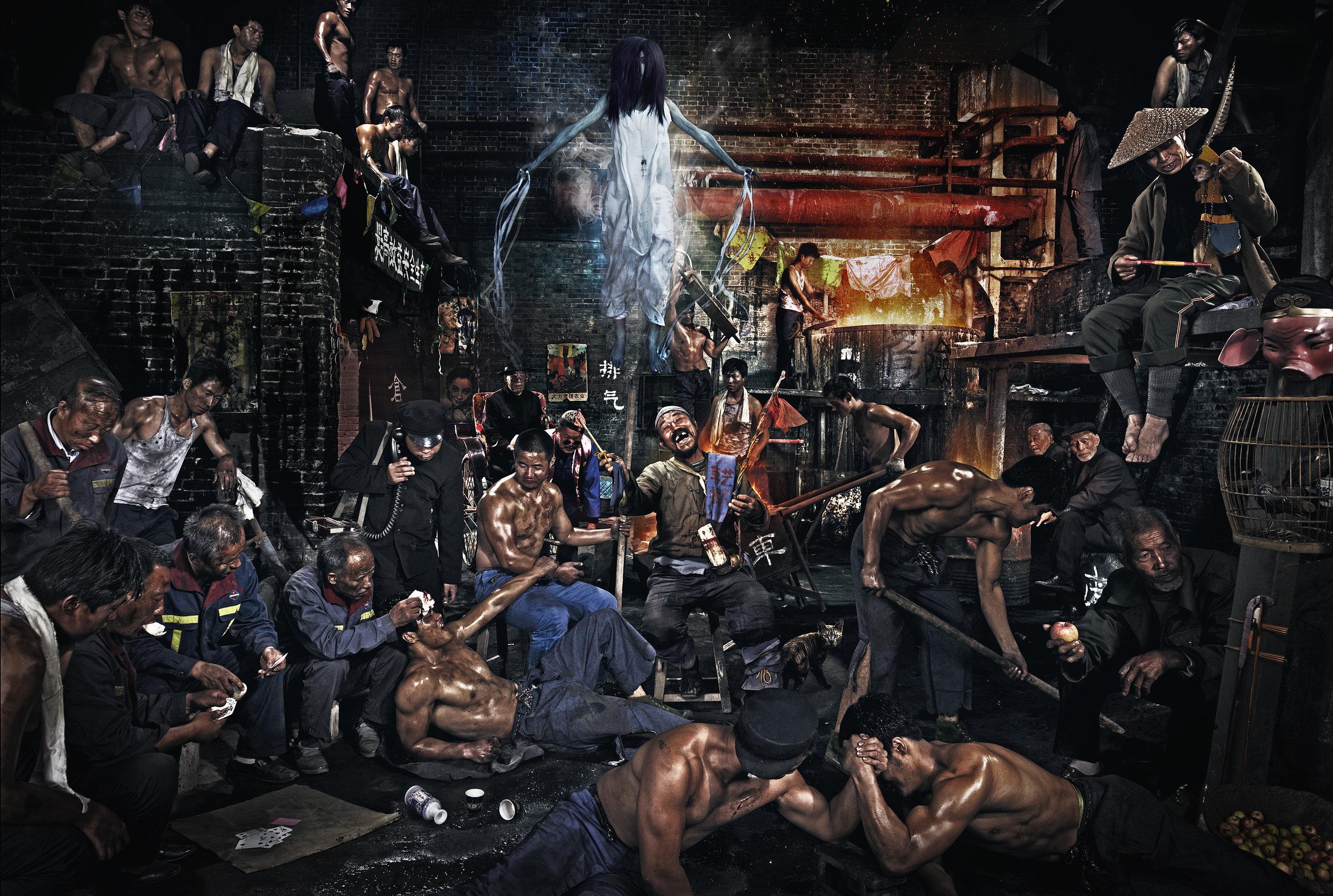 Desiel Factory 2
