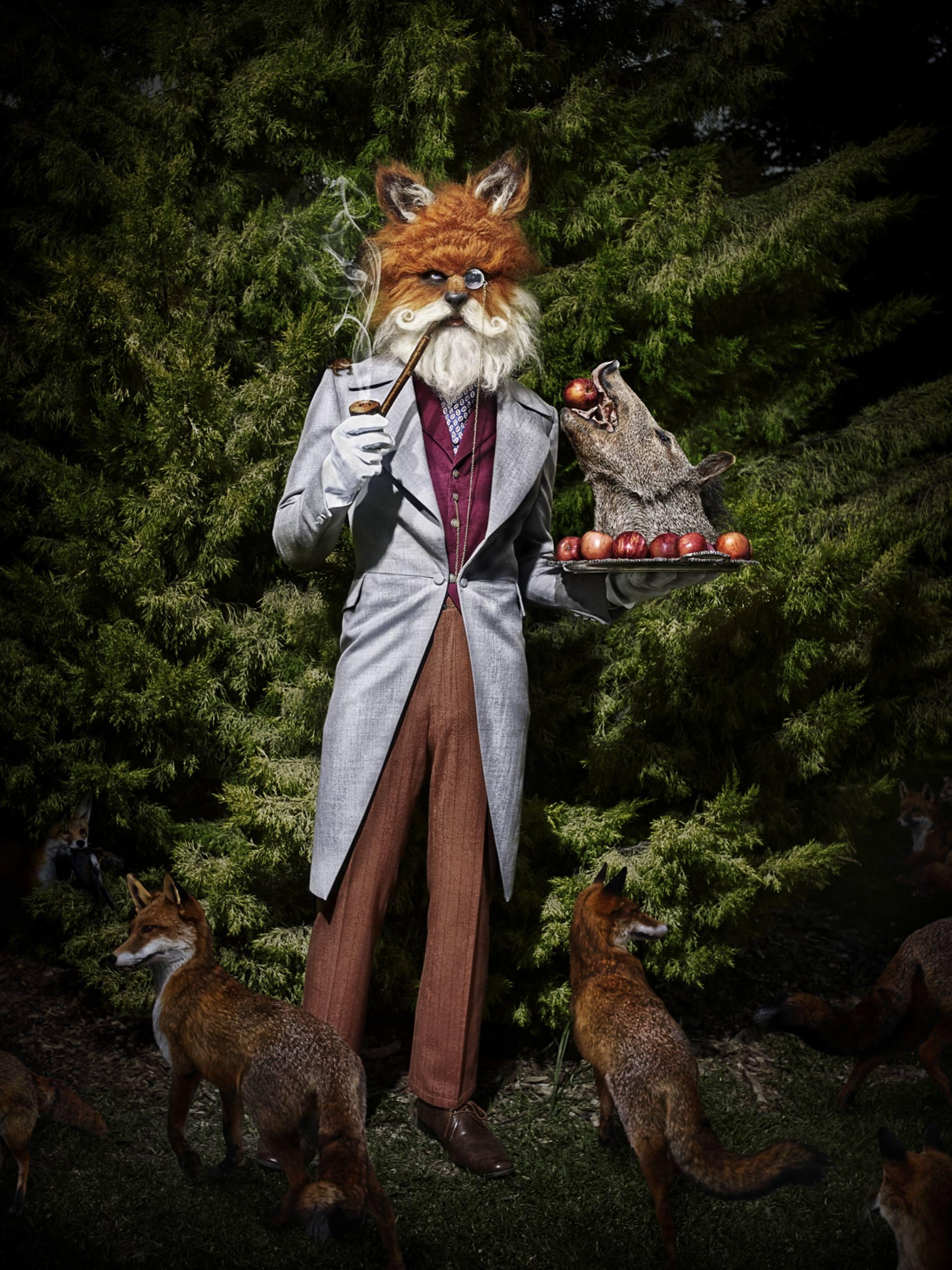 Master Ernest Fox
