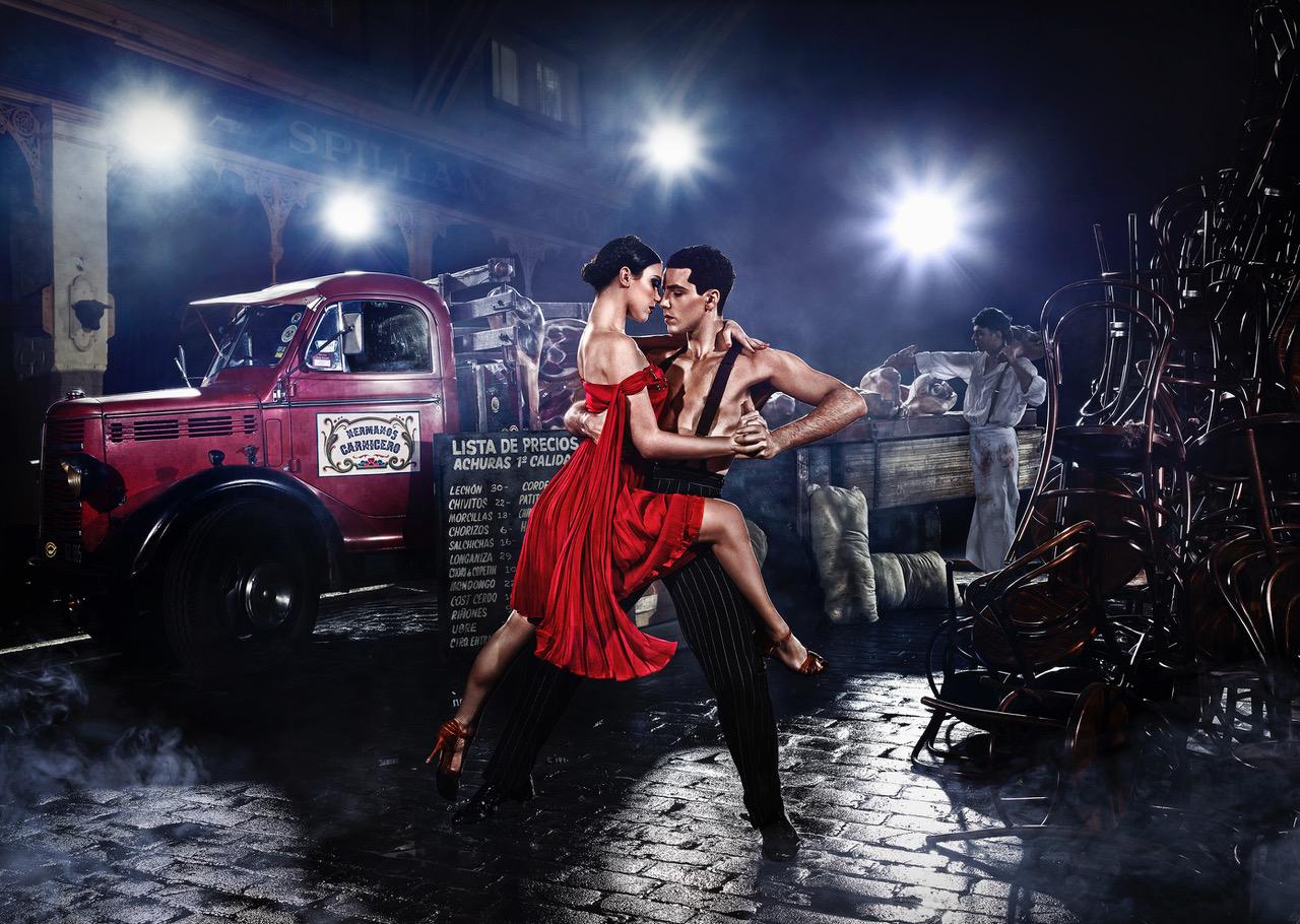 Enredado En Tango Entangled In Tango