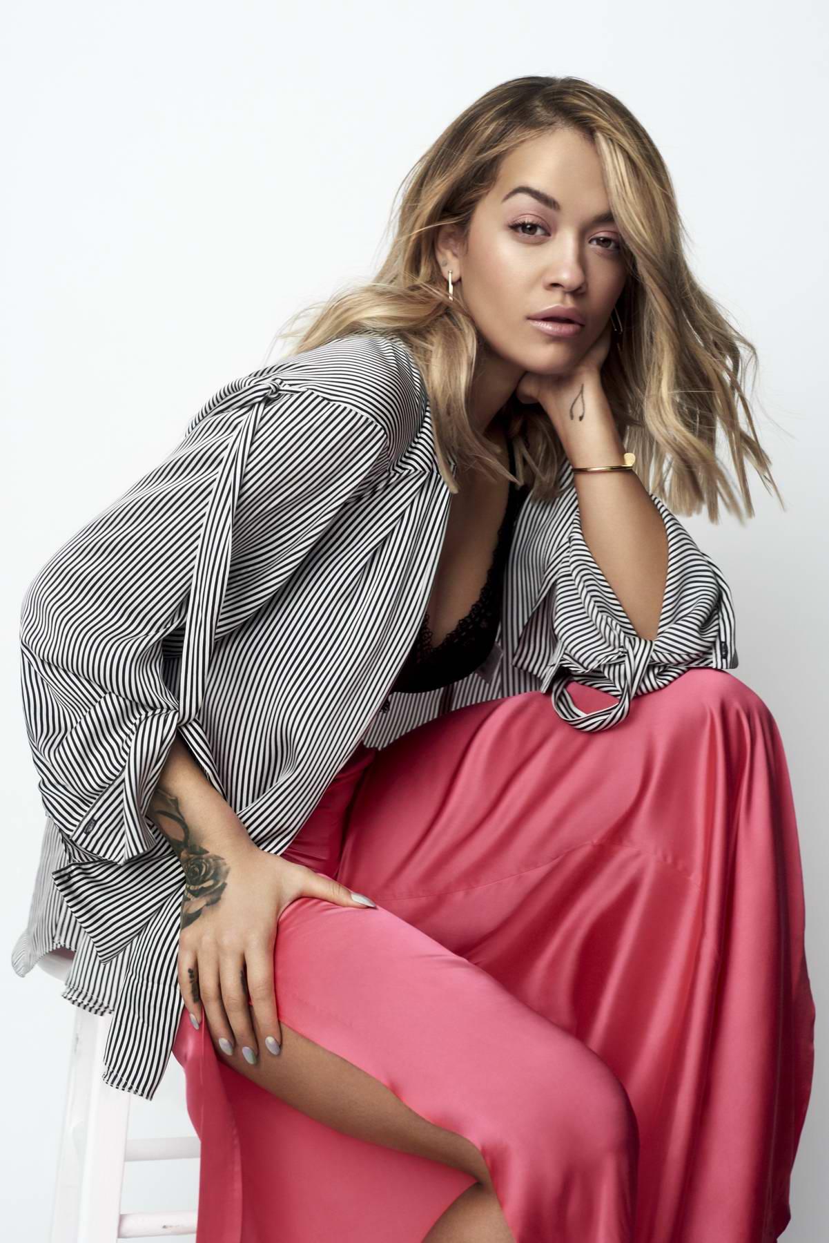 Rita Ora Cassie Lomas Makeup Academy Glamour Magazine