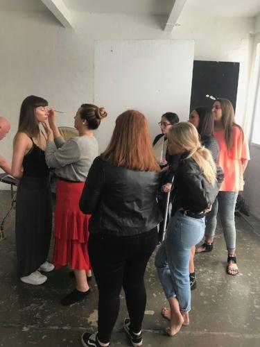 Cassie Lomas Makeup Academy Manchester
