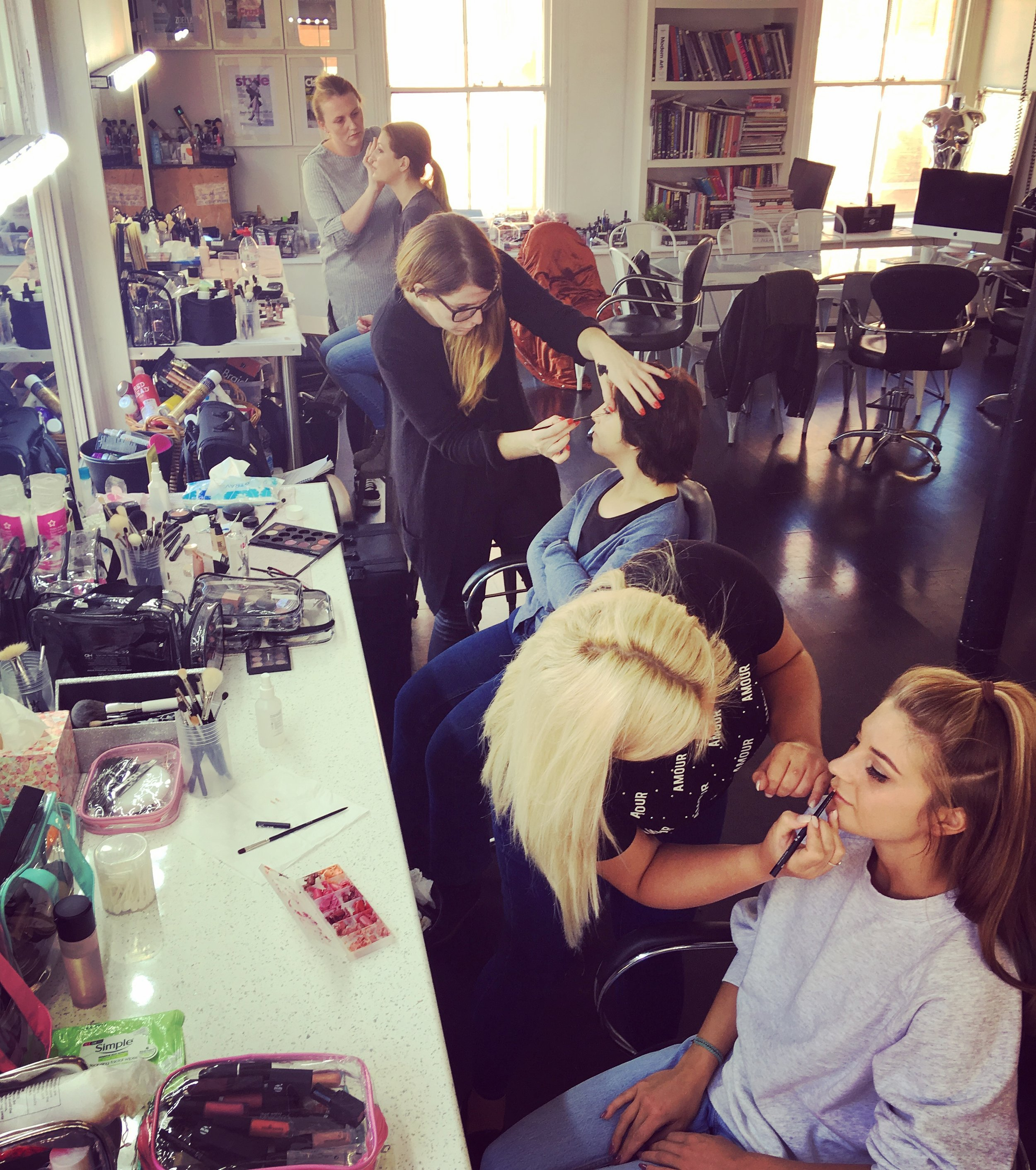 Student News: Ultimate Pro Make Up Artistry