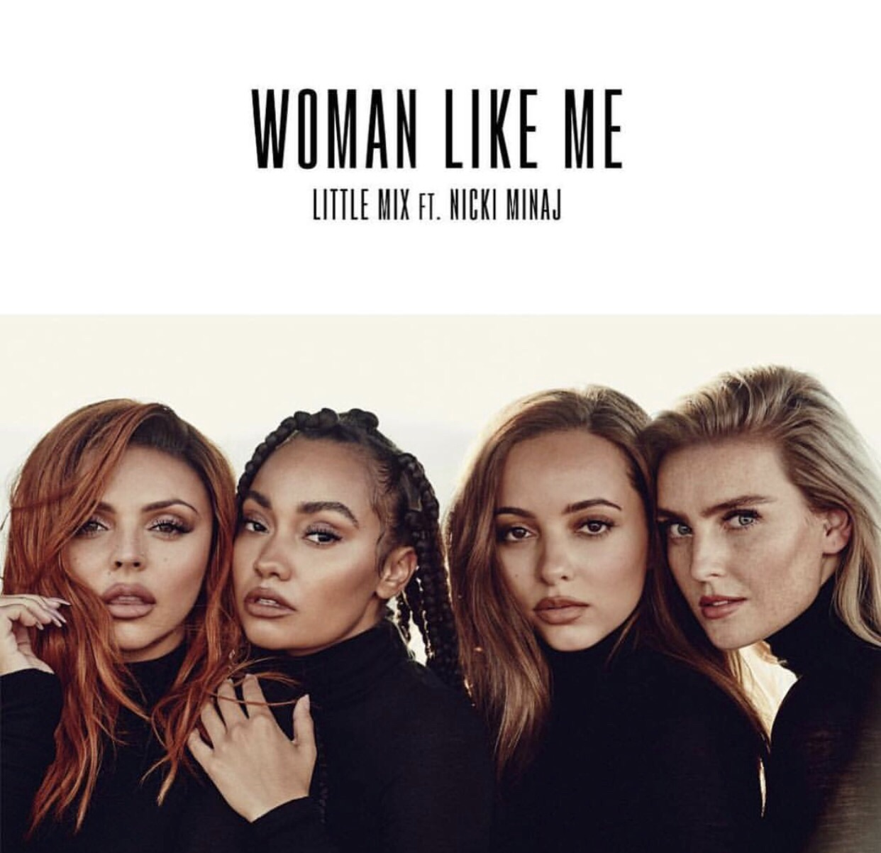 Cassie Lomas Little Mix Album Cover