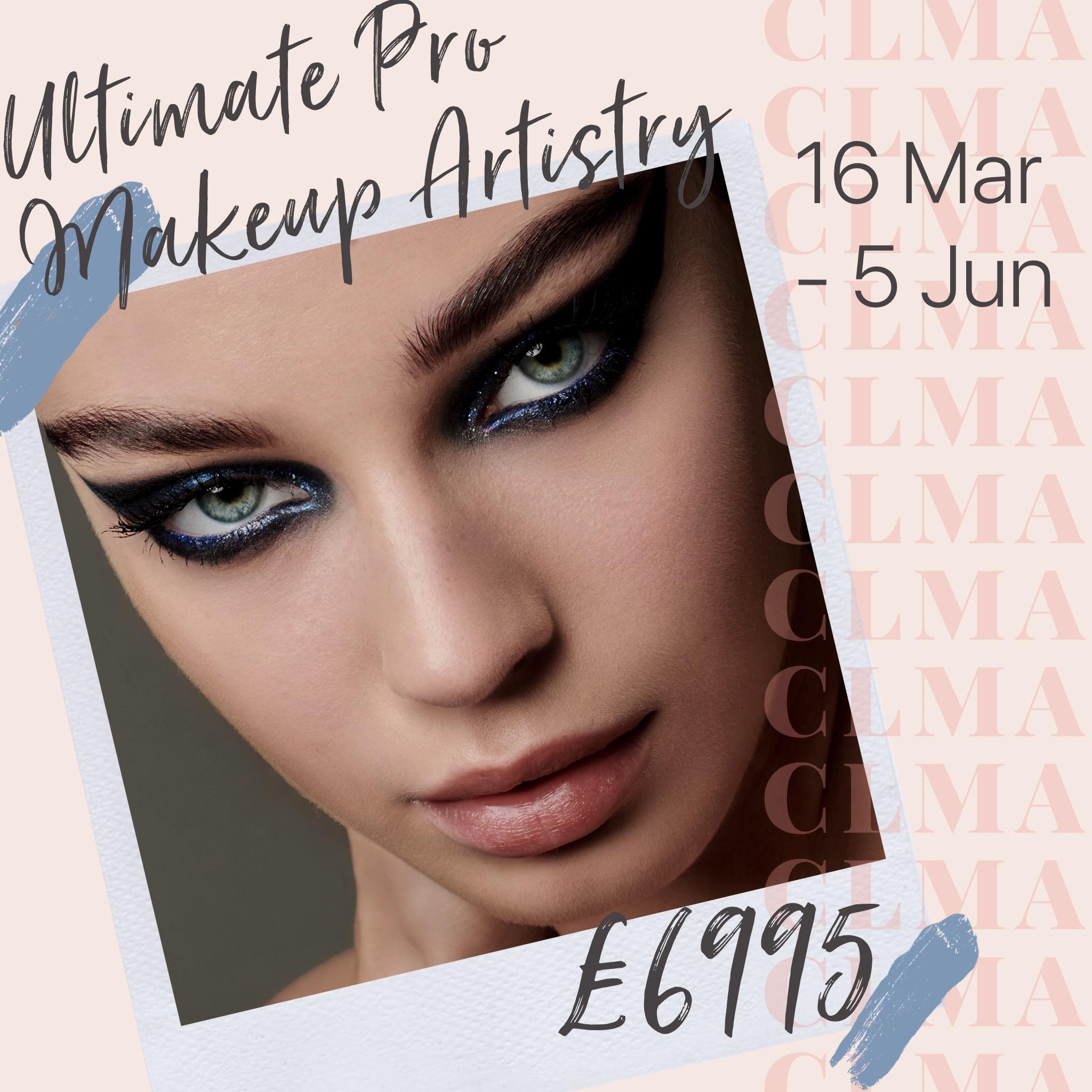 Ultimate Pro Makeup Artistry Makeup Course