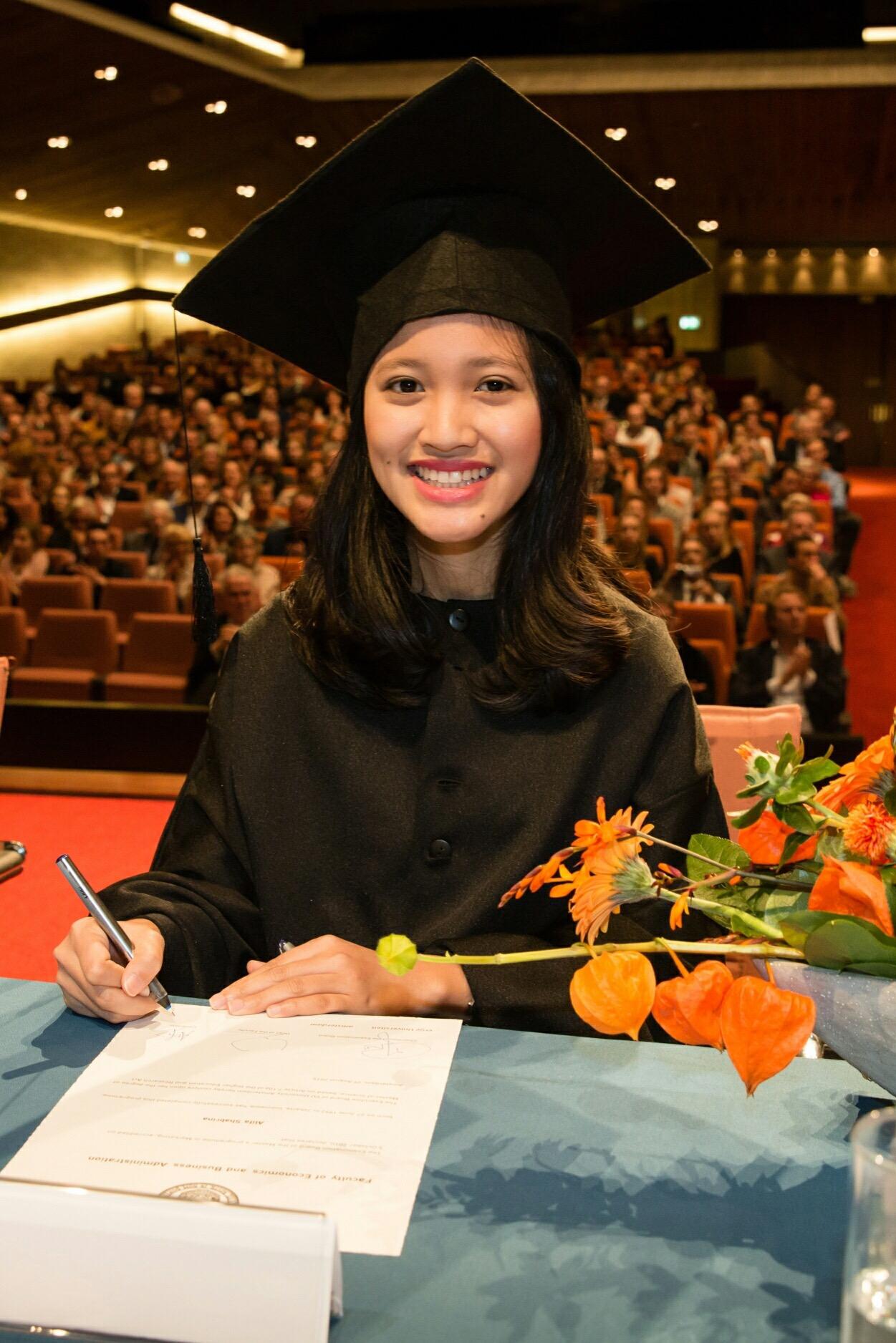 MSc. Marketing Graduation Ceremony